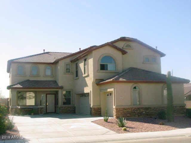 2345 W Hedgehog Place, Phoenix, AZ 85085 (MLS #6017125) :: Arizona Home Group