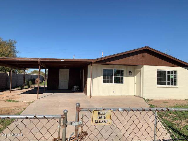 514 W 13th Street, Eloy, AZ 85131 (MLS #6017317) :: Openshaw Real Estate Group in partnership with The Jesse Herfel Real Estate Group