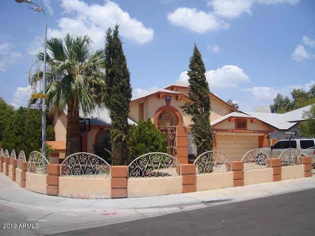 6926 W Cora Lane, Phoenix, AZ 85033 (MLS #6017602) :: Lucido Agency