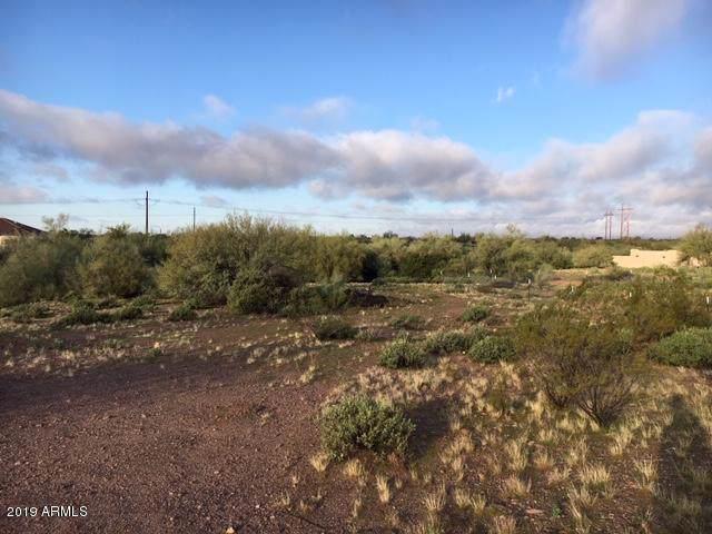 140 N Boyd Road, Apache Junction, AZ 85119 (MLS #6017958) :: Yost Realty Group at RE/MAX Casa Grande