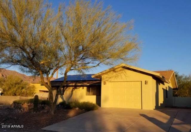 5535 S Alameda Road, Gold Canyon, AZ 85118 (MLS #6017961) :: The Kenny Klaus Team