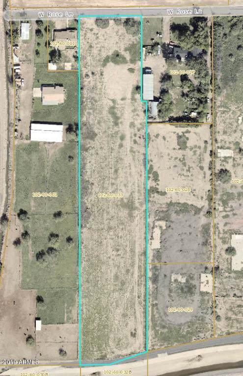 0 W Rose Lane, Glendale, AZ 85307 (MLS #6018483) :: Nate Martinez Team