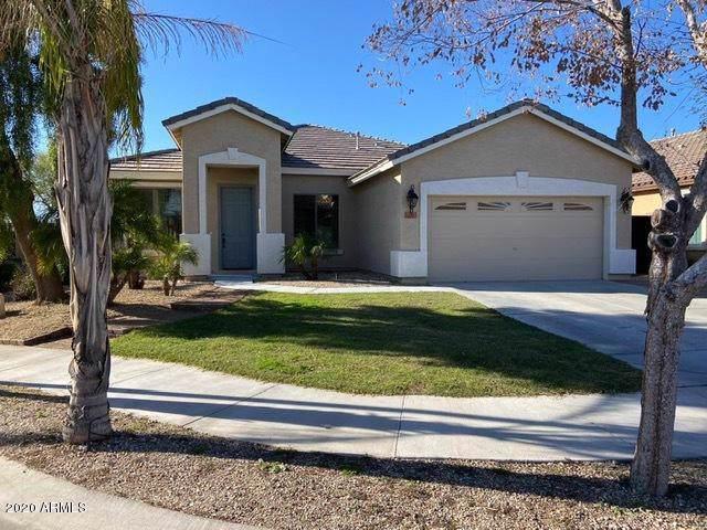 292 S 154TH Lane, Goodyear, AZ 85338 (MLS #6018953) :: The Kenny Klaus Team