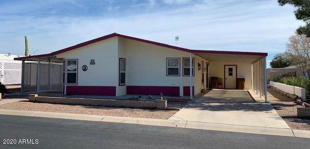 3613 N Kansas Avenue, Florence, AZ 85132 (MLS #6019232) :: The Kenny Klaus Team