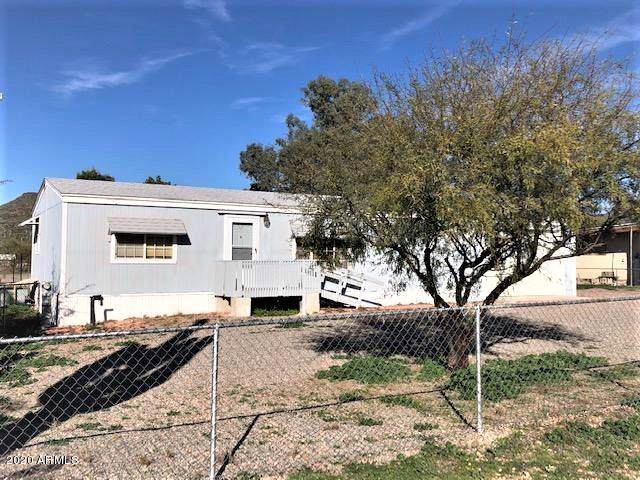 20500 E Emerald Drive, Black Canyon City, AZ 85324 (MLS #6019294) :: Brett Tanner Home Selling Team