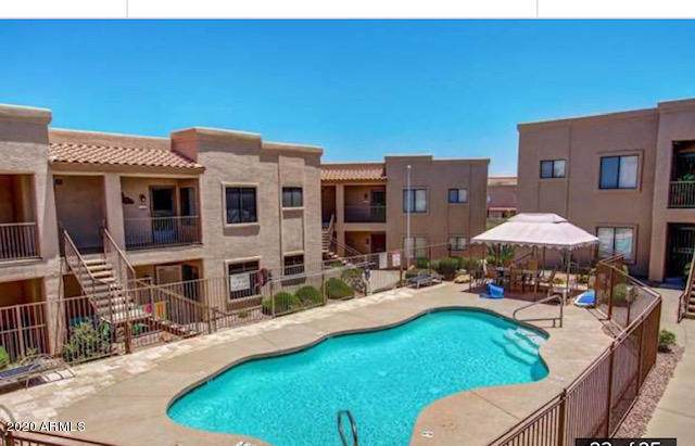 16631 E Westby Drive #106, Fountain Hills, AZ 85268 (MLS #6019692) :: The Kenny Klaus Team