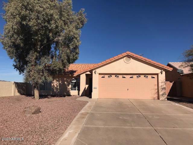 8964 W Concordia Drive, Arizona City, AZ 85123 (MLS #6019943) :: Arizona Home Group