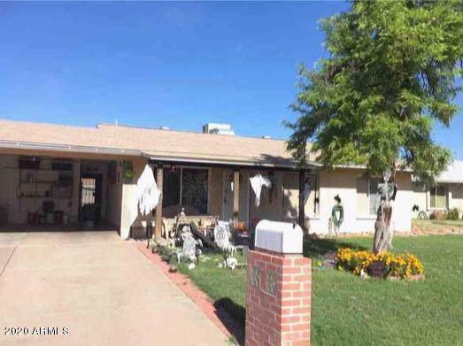 2058 W Camino Circle, Mesa, AZ 85201 (MLS #6020182) :: The Kenny Klaus Team