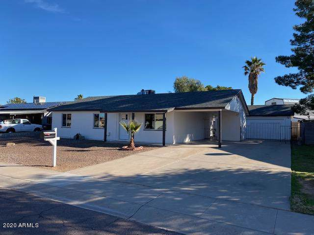 14251 N 37TH Way, Phoenix, AZ 85032 (MLS #6020635) :: Openshaw Real Estate Group in partnership with The Jesse Herfel Real Estate Group