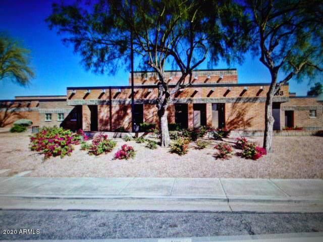 1363 S Vineyard, Mesa, AZ 85210 (MLS #6020673) :: Brett Tanner Home Selling Team
