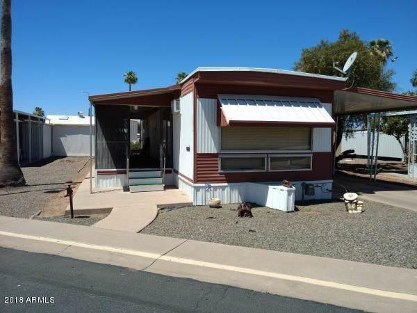 2460 E Main Street G15, Mesa, AZ 85213 (MLS #6020737) :: The Kenny Klaus Team