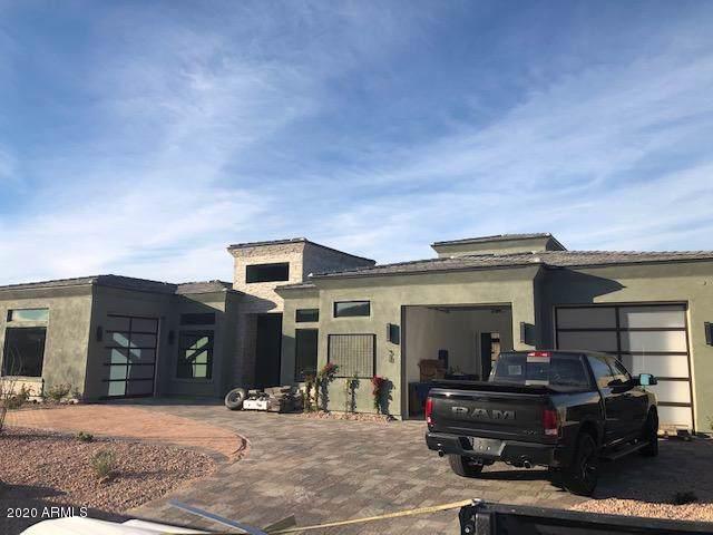 7130 E Saddleback Street #50, Mesa, AZ 85207 (MLS #6021065) :: The Kenny Klaus Team