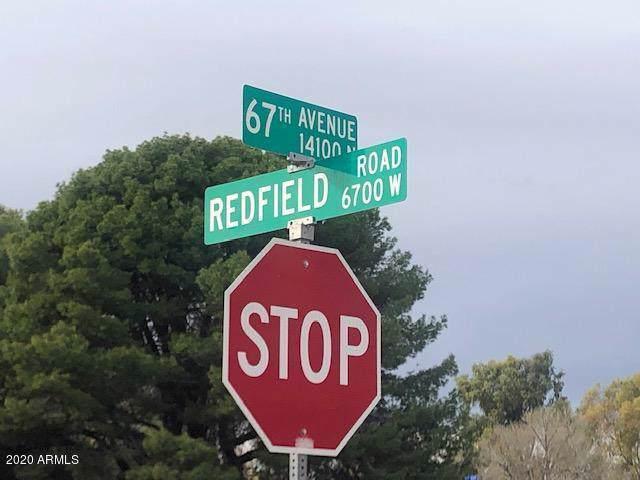 14138 N 66th Drive, Glendale, AZ 85306 (MLS #6021105) :: Nate Martinez Team