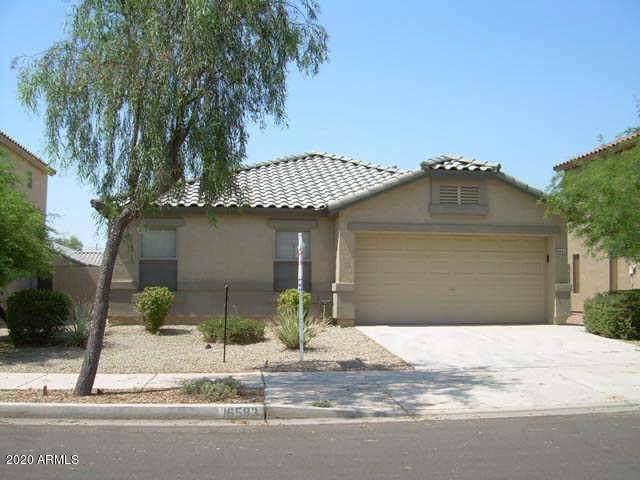 16583 W Moreland Street, Goodyear, AZ 85338 (MLS #6021474) :: The Kenny Klaus Team