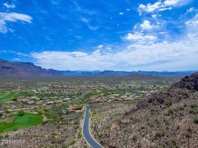 9285 E Avenida Fiebre De Oro, Gold Canyon, AZ 85118 (MLS #6021827) :: The Kenny Klaus Team