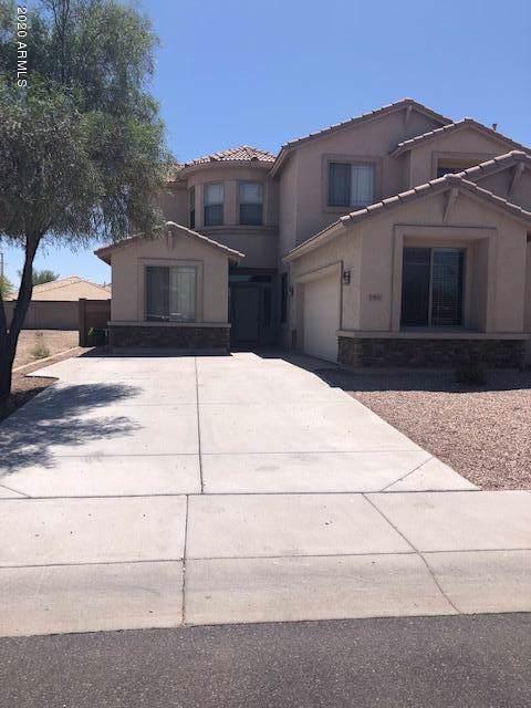29787 W Whitton Avenue, Buckeye, AZ 85396 (MLS #6022102) :: The Property Partners at eXp Realty