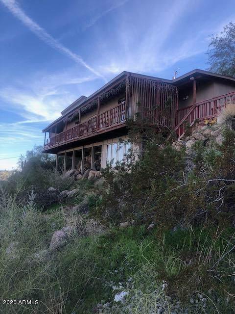 19654 N Cave Creek Road, Phoenix, AZ 85024 (MLS #6022295) :: The Kenny Klaus Team