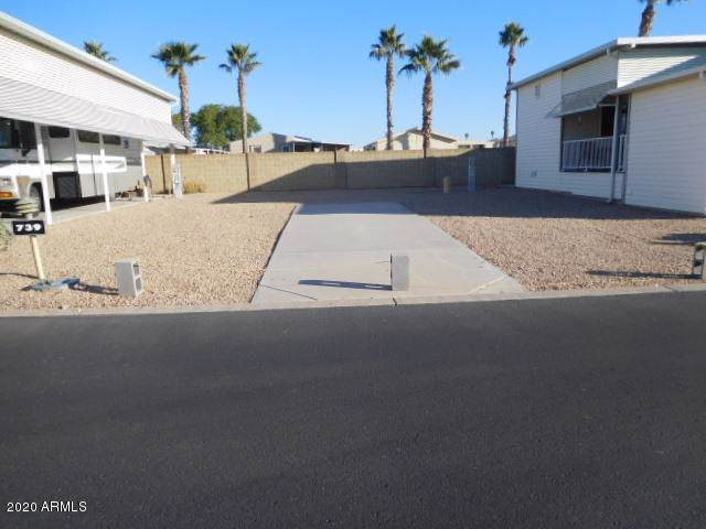 17200 W Bell Road, Surprise, AZ 85374 (MLS #6022754) :: The Garcia Group