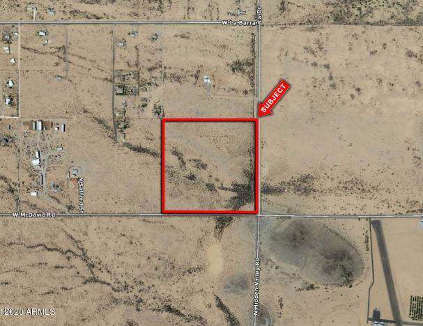 0 W Mcdavid Road, Sacaton, AZ 85147 (MLS #6022989) :: The Kenny Klaus Team