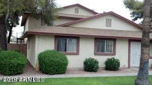 860 E Brown Road #57, Mesa, AZ 85203 (MLS #6023243) :: The Kenny Klaus Team