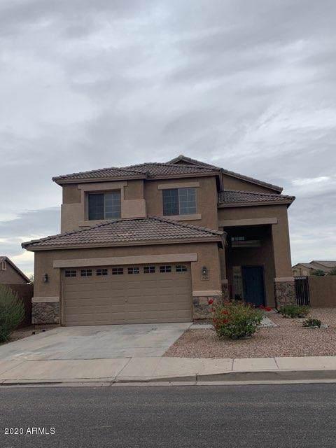 2829 N Paisley Lane, Casa Grande, AZ 85122 (MLS #6023332) :: The Kenny Klaus Team