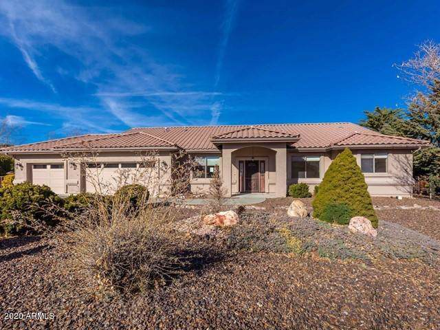 828 Grapevine Lane, Prescott, AZ 86305 (MLS #6023410) :: Lifestyle Partners Team