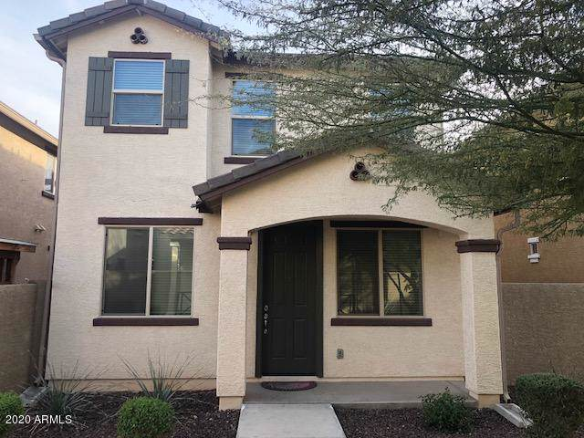 2650 N 73RD Drive, Phoenix, AZ 85053 (MLS #6023733) :: The Kenny Klaus Team