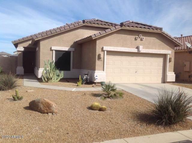 44280 W Caven Drive, Maricopa, AZ 85138 (MLS #6023885) :: Kortright Group - West USA Realty