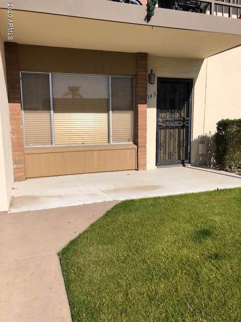 4701 N 68TH Street #145, Scottsdale, AZ 85251 (MLS #6024223) :: Lucido Agency