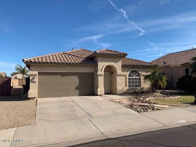 582 E Poncho Lane, San Tan Valley, AZ 85143 (MLS #6024230) :: The Property Partners at eXp Realty