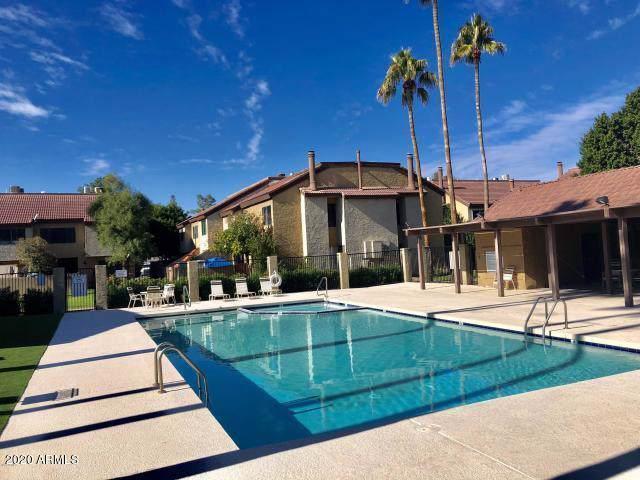 2121 S Pennington Avenue #51, Mesa, AZ 85202 (MLS #6024326) :: The Bill and Cindy Flowers Team
