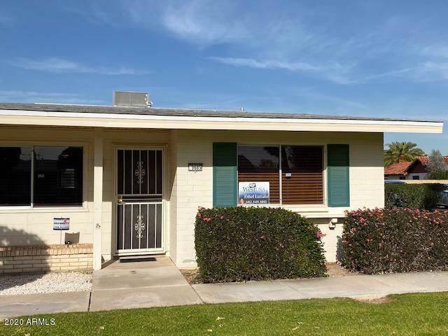 9685 N 111TH Avenue, Sun City, AZ 85351 (MLS #6024448) :: Long Realty West Valley