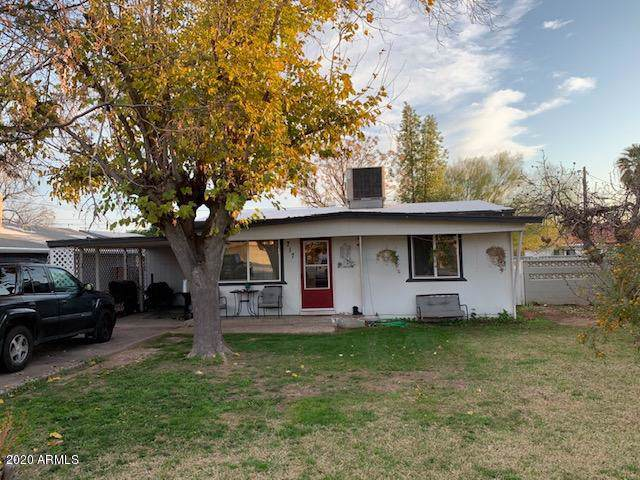 717 E Narramore Avenue, Buckeye, AZ 85326 (MLS #6024972) :: The Kenny Klaus Team