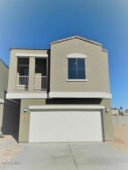 18777 N 43rd Avenue #14, Glendale, AZ 85308 (MLS #6025121) :: The Ramsey Team