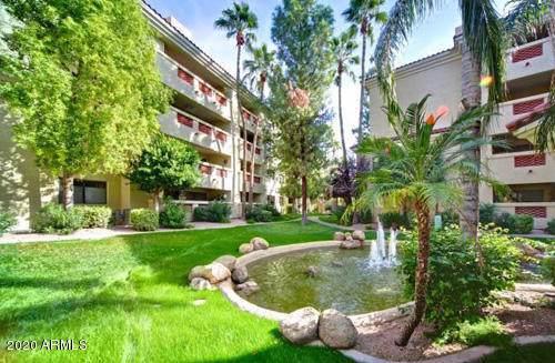 5104 N 32ND Street #333, Phoenix, AZ 85018 (MLS #6025292) :: Keller Williams Realty Phoenix