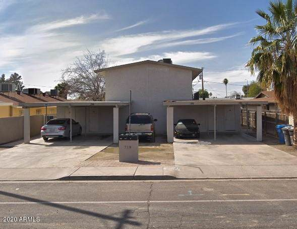 718 S Horne, Mesa, AZ 85204 (MLS #6025496) :: The Property Partners at eXp Realty