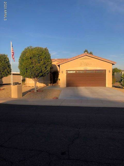 2551 N Lema Drive, Mesa, AZ 85215 (MLS #6025644) :: Openshaw Real Estate Group in partnership with The Jesse Herfel Real Estate Group