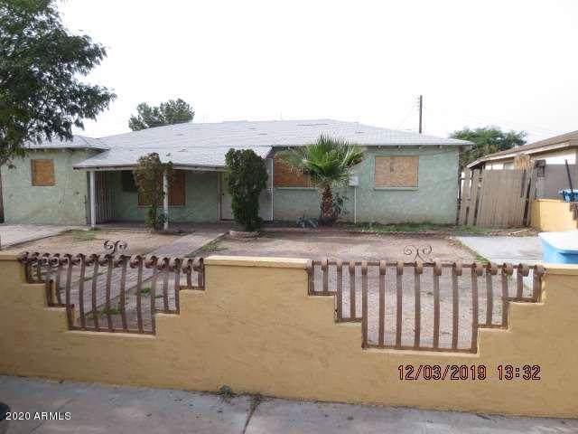 4738 N 47TH Drive, Phoenix, AZ 85031 (MLS #6025753) :: Revelation Real Estate