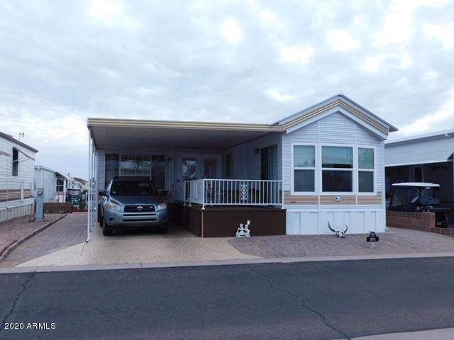 7750 E Broadway Road #750, Mesa, AZ 85208 (MLS #6025763) :: Revelation Real Estate