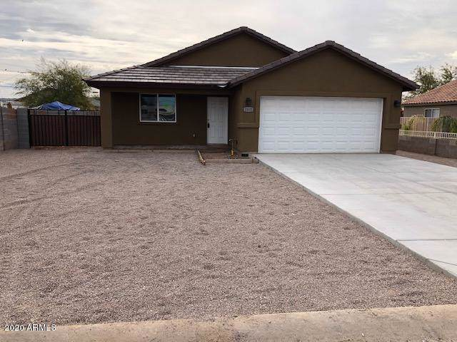 2631 E Jones Avenue, Phoenix, AZ 85040 (MLS #6025767) :: My Home Group