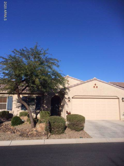 4784 W Posse Drive, Eloy, AZ 85131 (MLS #6025770) :: Yost Realty Group at RE/MAX Casa Grande