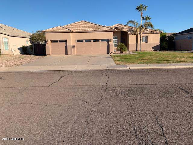 60 E Hopkins Road, Gilbert, AZ 85295 (MLS #6025814) :: NextView Home Professionals, Brokered by eXp Realty