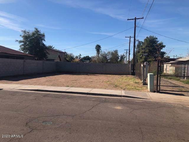 706 N 92ND Avenue, Tolleson, AZ 85353 (MLS #6025884) :: Revelation Real Estate