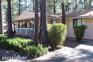 2841 W Reidhead, Show Low, AZ 85901 (MLS #6025934) :: The Property Partners at eXp Realty