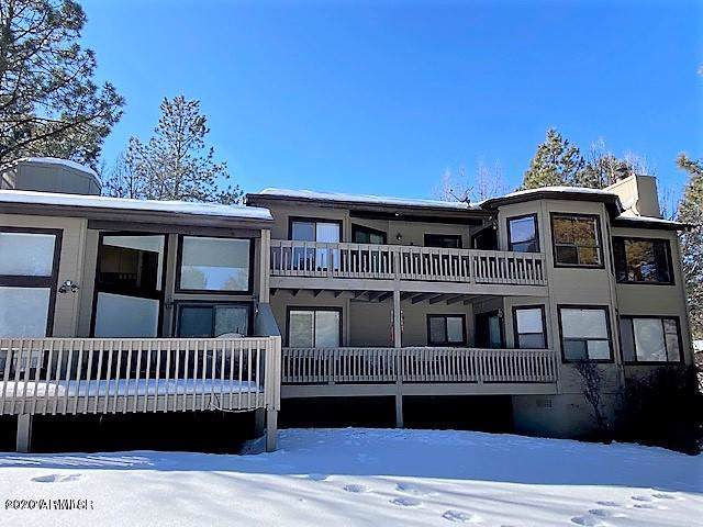 3651 Crown Dancer Drive, Pinetop, AZ 85935 (MLS #6025941) :: The Property Partners at eXp Realty