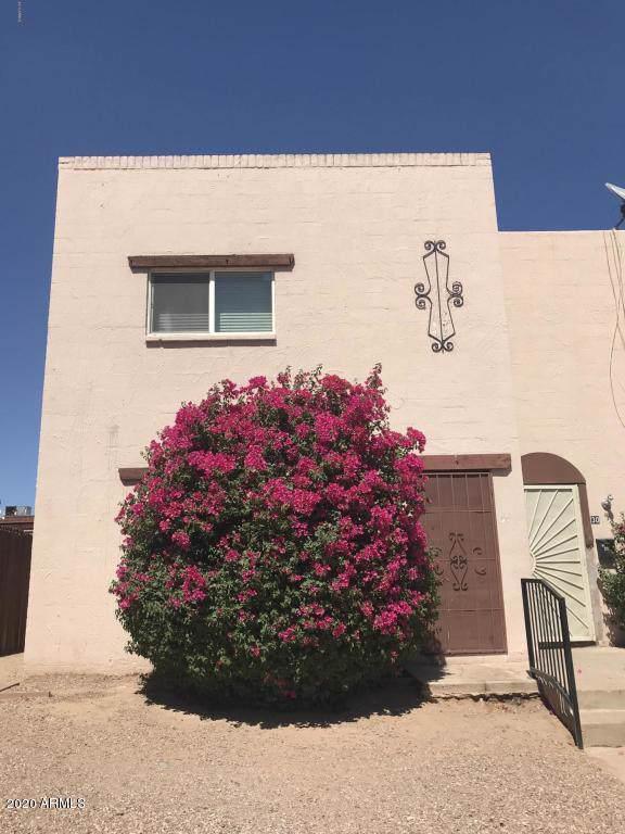 4625 W Thomas Road #29, Phoenix, AZ 85031 (MLS #6026306) :: Devor Real Estate Associates