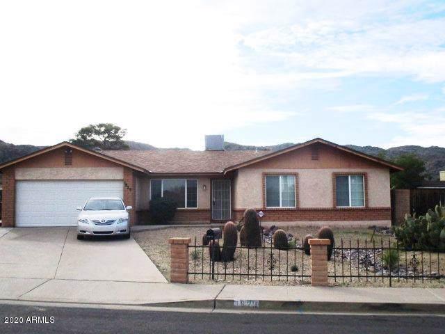 1829 E Ardmore Drive, Phoenix, AZ 85042 (MLS #6026307) :: Relevate | Phoenix