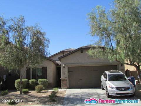 3610 E Cat Balue Drive, Phoenix, AZ 85050 (MLS #6026392) :: Team Wilson Real Estate