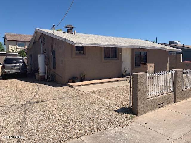 275 N Exeter Street, Chandler, AZ 85225 (MLS #6027309) :: Power Realty Group Model Home Center