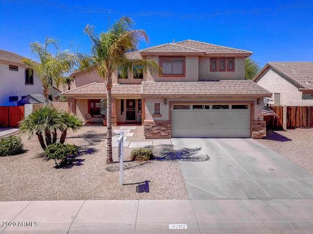 4292 E Ivanhoe Street, Gilbert, AZ 85295 (MLS #6027325) :: The Kenny Klaus Team